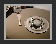 Datenbank - Festplatte